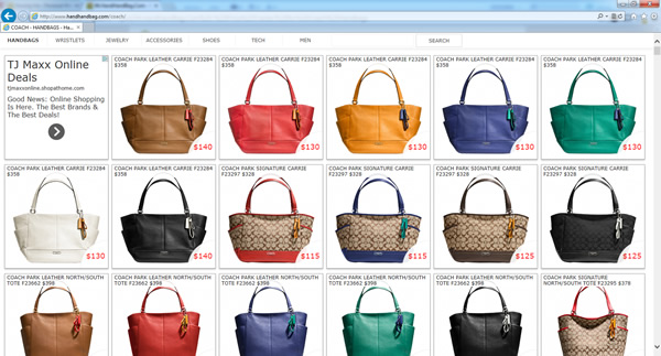 Anyhandbag Price Tracker For Coach Handbags Darong Ma 马达荣